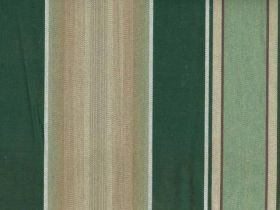 Beige Green Stripe