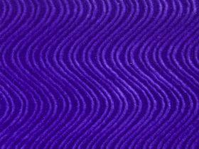 Purple Velvet Swirl