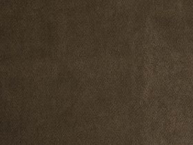 Twill Suede Chocolate